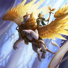 World of Warcraft - Priest Class mount