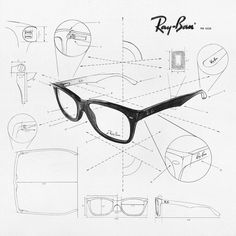Ray-Ban - Rupert Smissen Illustration