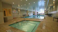 Hilton Garden Inn Nashville Vanderbilt Hotel, TN - Indoor Pool and Whirlpool