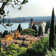 Vittoriale degli Italiani nel Gardone Riviera, Lombardia