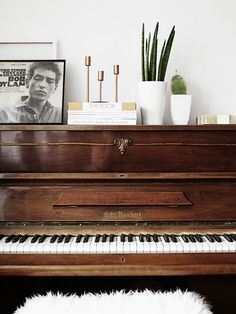 Piano – Husligheter
