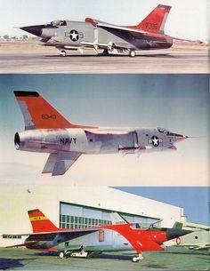 XF8U-3 SUPER CRUSADER