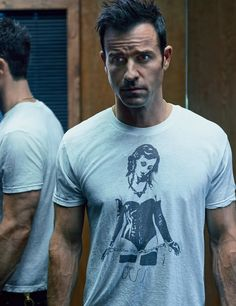 Justin Theroux by Mark Seliger for Details Magazine August 2014 Issue. Read his interview on http://www.details.com/celebrities-entertainment/cover-stars/201408/justin-theroux-interview-hbo-the-leftovers-jennifer-aniston?
