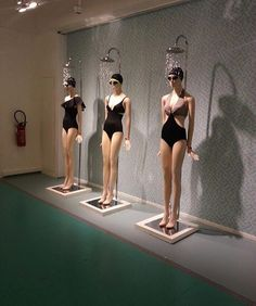 """LE BON MARCHE, Paris, France, """"Singing is something we always loved to do,and we never considered taking it further than the shower"""", pinned by Ton van der Veer"""
