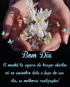 Foto com animação Beautiful Love, Good Morning, Flora, Sign, Best Wishes Messages, Good Morning Hug, Powerful Quotes, Pretty Quotes, Psalm 91