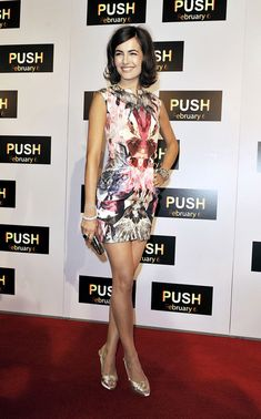 "Camilla Belle Photo - Premiere Of Summit Entertainment's ""Push"" - Arrivals"