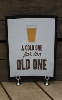 Diy Gifts For Adults Birthday Fun 56 Best Ideas - Geburtstag 50th Birthday Party Ideas For Men, Surprise 30th Birthday, 30th Party, 70th Birthday Parties, Man Birthday, Beer Birthday Party, 30th Birthday For Him, 40th Birthday Themes, Birthday Sayings