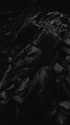 Black Vibes Only Plan Wallpaper, Black Phone Wallpaper, Dark Wallpaper, Wallpaper Backgrounds, Dark Pictures, Black And White Aesthetic, Abstract Nature, Fantasy Landscape, Black White