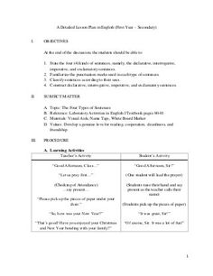 [DISCOVER]=> This particular how to teach grade reading comprehension For basic needs for survival in the wilderness seems entirely superb, have to bear this in mind the very next time I've a little bit of money saved. Grade 1 Lesson Plan, Lesson Plan Format, Lesson Plan Examples, English Lesson Plans, Lesson Plan Templates, English Lessons, Reading Lesson Plans, Teacher Lesson Plans, Reading Lessons