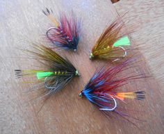 Foyle Trout & Salmon Flies