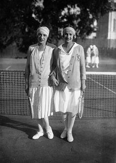 Suzanne Lenglen, Julie Vlasto, 1926