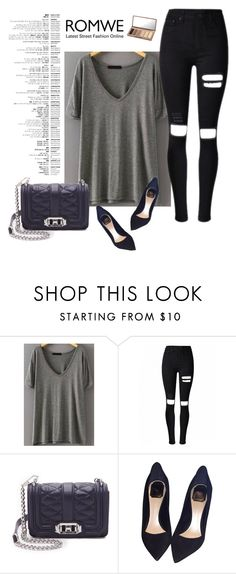 """""""Contest"""" by partoffashion ❤ liked on Polyvore featuring Rebecca Minkoff, Christian Dior and Urban Decay"""