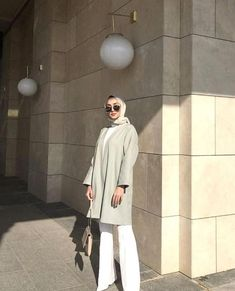 Modern Hijab Fashion, Street Hijab Fashion, Hijab Fashion Inspiration, Muslim Fashion, Modest Fashion, Fashion Outfits, Modest Dresses, Modest Outfits, Summer Outfits