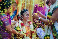 Tamil brahmin wedding
