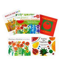 This Lois Ehlert's Growing Garden Hardcover Set by Houghton Mifflin Harcourt is perfect! #zulilyfinds