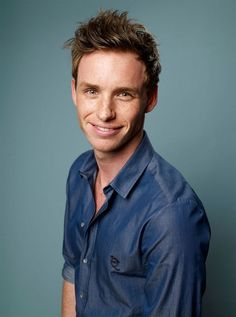Eddie Redmayne - his singing caught my attention, and then his acting, and ultimately it came down to his freckles.