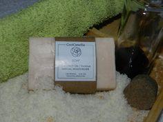 Natural Soap Aceite de Coco/Vainilla