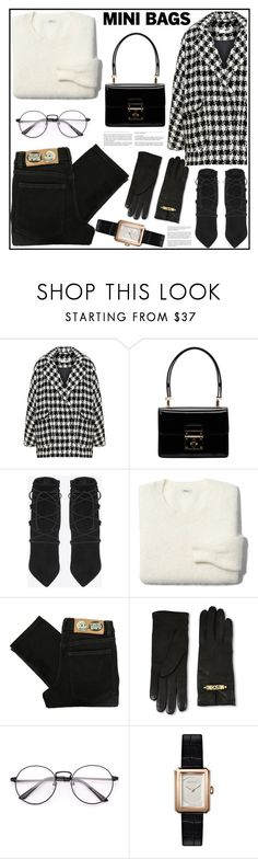 """""""So Cute: Mini Bags"""" by tlb0318 ❤ liked on Polyvore featuring Bohème, Dolce&Gabbana, Yves Saint Laurent, Madewell, Cheap Monday, Moschino, Whiteley and Chanel"""