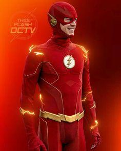 Flash Show, The Flash 2, Flash Tv Series, The Flash Season, Season 7, Flash Comics, Dc Comics Heroes, Melissa Supergirl, Supergirl And Flash