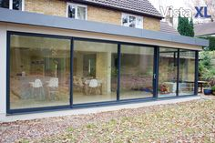 aluminium patio doors - October 05 2019 at House Extension Plans, House Extension Design, Roof Extension, House Design, Bungalow Extensions, Garden Room Extensions, House Extensions, Aluminium Sliding Doors, Sliding Patio Doors