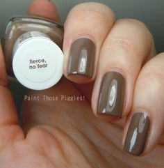 "Essie - ""Fierce No Fear"""