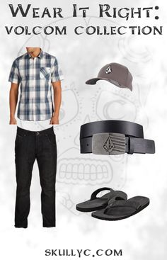 Wear It Right: Volcom Collection