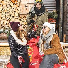Ab auf die Hütte, jetzt wird gedudelt! #almdudler #lassunsdudeln Gaudi, Canada Goose Jackets, Videos, Winter Jackets, Photo And Video, Instagram, Fashion, Moda, Winter Vest Outfits