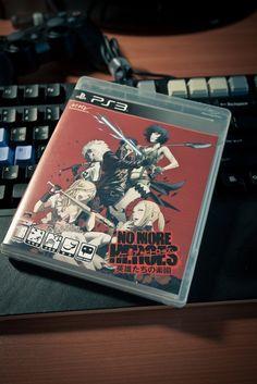 No more heroes - 英雄たちの楽園 (PS3)