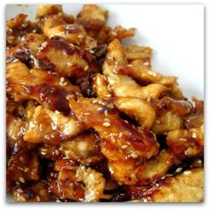 Crockpot Chicken Teriyaki!  Looks amazing - must try!