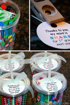 Uma lista incrível de presentes caseiros para o Dia dos Professores que você pode fazer com as crianças.