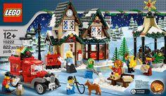 10222 - Winter Village Post Office