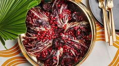 Roasting beets over high heat yields charred skin—a nice balance with the sweet flesh.