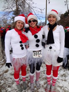 What about this for Reindeer Run? Ugly Sweater, Ugly Christmas Sweater, Xmas Sweaters, Christmas Costumes, Halloween Costumes, Costumes 2015, Christmas Outfits, Halloween Party, Reindeer Run