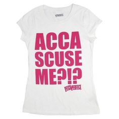 Target shirt... I need this. I love Pitch Perfect.