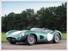 Classic Aston Martin DBR1 for Sale for a record breaking $40,000,000