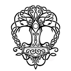 Tree of Life history and research. Celtic Tree of life and how it ...