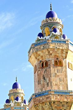 Mosque of Touba - Explore the World with Travel Nerd Nici, one Country at a Time. http://TravelNerdNici.com