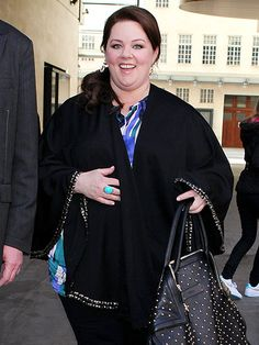 BLACK IN ACTION photo | Melissa McCarthy...so talented!