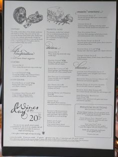 royal caribbean main dining room menus-1 | cruise/vacations