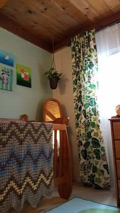 Nine Red: Baby Nursery Reveal! Woodland Creatures, Valance Curtains, Baby Room, Nursery, Red, Home Decor, Decoration Home, Room Decor, Woodland Animals