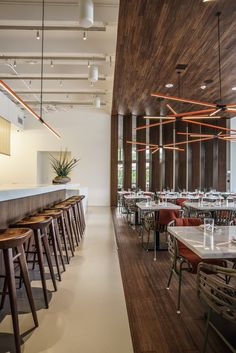Flanked by royal palms and bamboo, The Sacred Space Miami complex, which originated with the design for the offices of Karla Conceptual Event Experiences, wa...