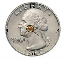 Quarter Clock
