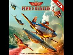 New Animation Movie || Disney Planes Fire & Rescue Cartoon Movie For Kids New HD - YouTube