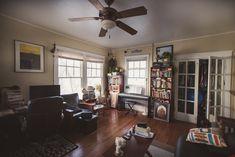 Aged Houston Studio [1500x1001] [OC]