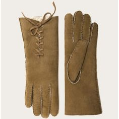 Frye Womens Campus Lace Glove ($158) ❤ liked on Polyvore featuring accessories, gloves, natural, vintage gloves, frye, equestrian gloves, lace up gloves and lace gloves