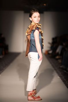 Isossy Children at Golden Magazine's 6th Runway Show in NYC on Sunday 26th March 2017! www.alegremedia.co.uk #alegremedia Photo Credit: @kevaind Shows In Nyc, 26 March, Photo Credit, White Jeans, Runway, Magazine, Children, Pants, Fashion