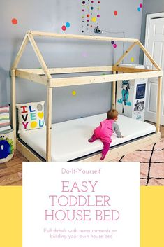 Toddler Room Decoration Ideas Lovely Building the Bed that Your toddler Loves to Sleep In Toddler Bedroom Sets, Toddler Room Decor, Kids Bedding Sets, Toddler Rooms, Baby Room Decor, Kids Room, Teen Bedroom, Full Size Toddler Bed, Toddler Floor Bed