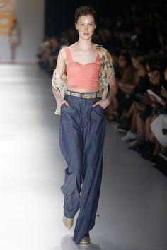 TNG Verão16 | Calça tecido London Vicunha Têxtil