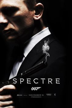 Spectre by SG Posters