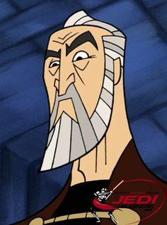 Count Dooku Clone Wars   Count Dooku (Tartakovsky Clone Wars) , Star Wars Clone Wars Animated ...